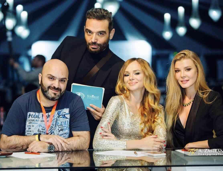د. رامي العناني و مسابقة ملكات جمال العالم  و تكريم ملكة جمال بولاندا