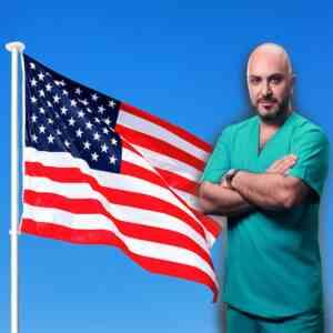 تدريب اطباء امريكا