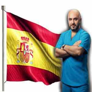 تدريب اطباء اسبانيا