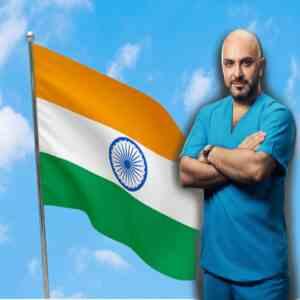 تدريب اطباء الهند