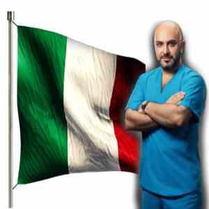 تدريب اطباء ايطاليا