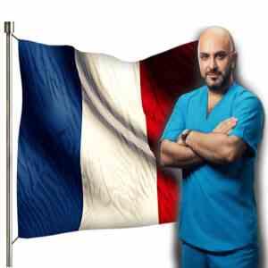 تدريب اطباء فرنسا