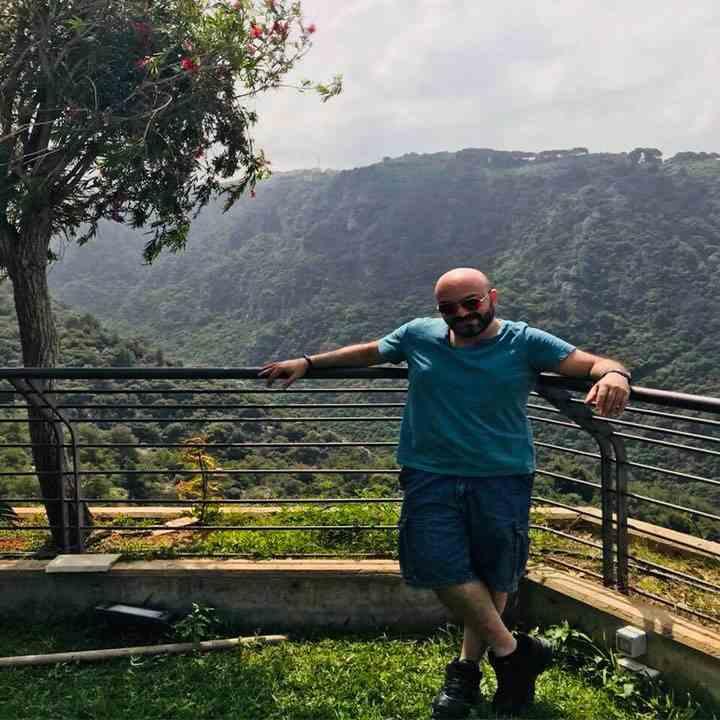 دكتور رامي العناني في لبنان