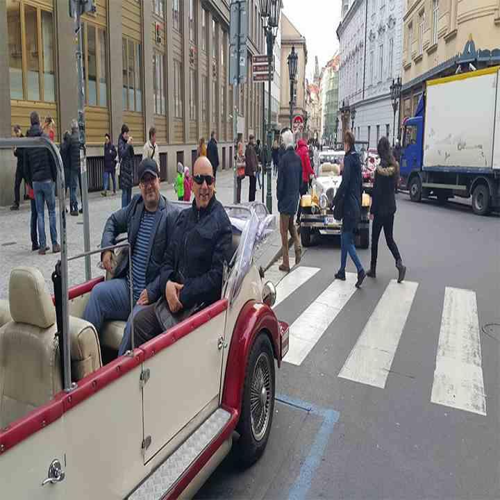 دكتور رامي العناني في التشيك