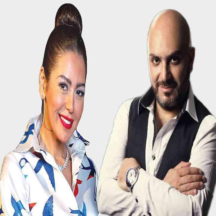 افضل دكتور تجميل في مصر دكتور رامي العناني مع الفنانة لقاء الخميسي