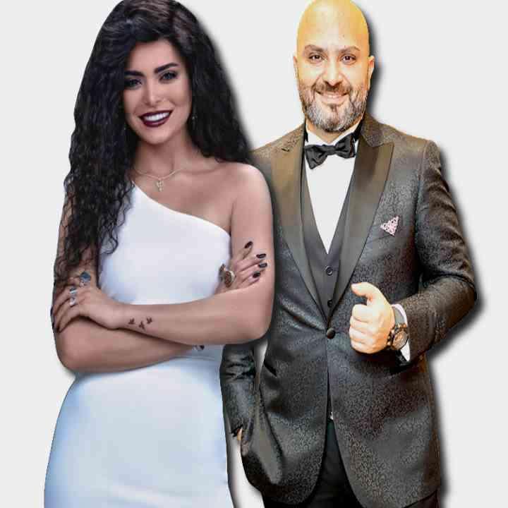 افضل دكتور تجميل في مصر دكتور رامي العناني مع الفنانة اسماء جلال